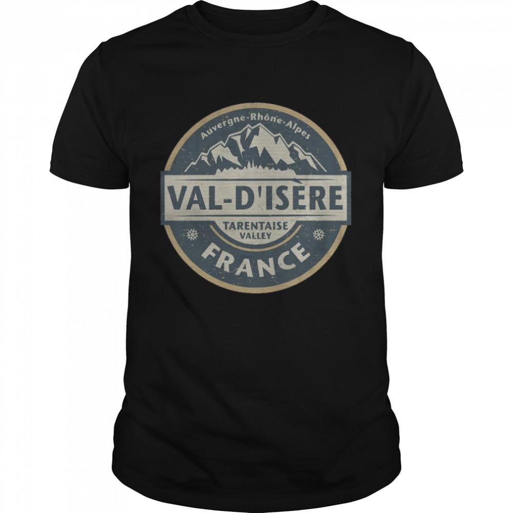 Val-disere France Classic Shirt